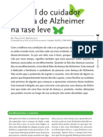 Manual Cuidador - Doenca de Alzhemer