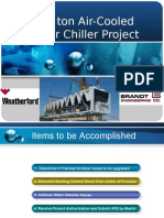 500 Ton Chiller Project
