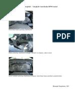 Daihatsu Charade Classy Winner RPM Repair