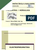 Pneumatika i Hidraulika 6 Predavanje Elektropneumatika