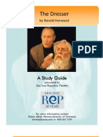 The Dresser - Roland Harwood -A Study Guide