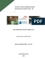 Relatório-Realização de Ensaios Fisicos em Materias Primas