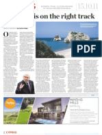 Online Pioneer Provides a Novel Product - ExpoGlobalOnline.Com in the Times Magazine
