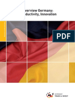 Economic Overview Germany - September 2011 (Germany Trade & Invest)
