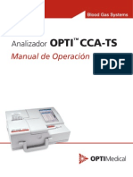 Manual Ops Spanish OPTI CCA-TS