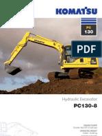 Utilaj - Excavator PC130-8