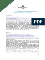 Noticias 29 y 30 Octubre RWI