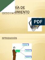 AUDITORÍA DE MANTENIMIENTO