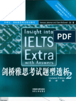 Camb Insight Into Ielts