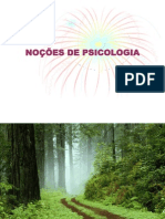 NOÇÕES DE PSICOLOGIA-slides