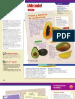 Frutas y Verduras Real Ida Des Reading