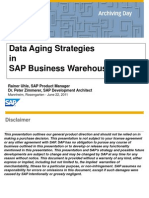 SAP Business Warehouse BW 7.3