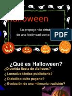 La propaganda y Halloween