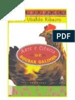 João Ubaldo Ribeiro - Arte e Ciência de Roubar Galinha rev