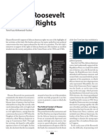 Eleanor Roosevelt and Civil Rights