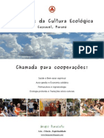 Encontros da Cultura Ecológica completo