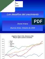 FIEL - Artana, Daniel - Los Desafios Del Crecimiento [Octubre 2006]