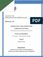 Paperwork 2 - Education Newsletter