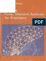 STASA.applied Finite Element Analysis for Engineers