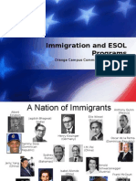 Current Issues in ESOL Education