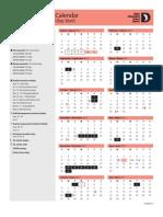 DISD Options For 2012-2013 School Year Calendar