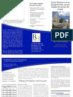 Tri-Fold Brochure Ver10 Generic 102711