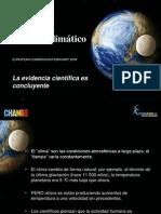 Cambio climático-Comision Europea