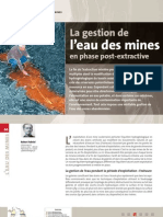 INF2002 Mines et Gestion Post-extractive _eaux d'Exhaure _brgm