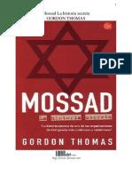 Mossad, La Historia Secreta