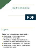 1 Programming Basics Ready