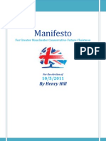 GMCF Manifesto