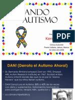 Presentacion - Fundación Venciendo el Autismo 2011