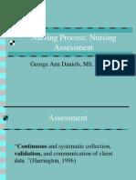 Nursing Process-Assessment Part 1