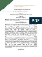 Decreto Supremo - Pruebas Hidrostaticas Titulo 6