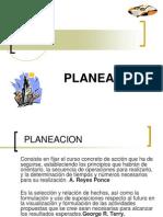 1. PLANEACION