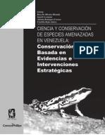 Pedro Vernet P & Ángela Arias-Ortiz 2010 conservacion Tortugas Marinas capitulos 10 y 22