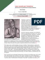 Problemas Causados Por Gutenberg