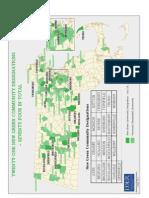 Designated 74 Green Communities, Massachusetts