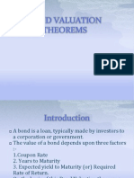 Bond Theorems