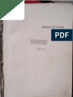 Edmun Bacon - Design of Cities