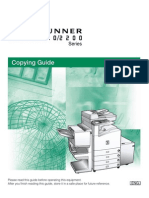 Canon Image Runner 2200_2800_3300 Copying Guide