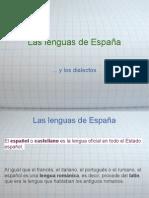 Las Lenguas de Espana