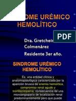 Seminario de Sindrome Uremico Hemolitico