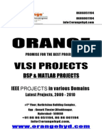 VLSI Final Year Projects Orangehyd