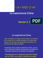 Doval China Salud