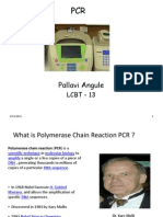 Computer vs PCR