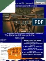 L30 the Balanced Scoreboard BLUE