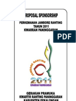 Proposal Sponsorship Jamran 2011