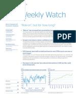 Informe Semanal Economia Mundial BBVA Sep. 30, 2011