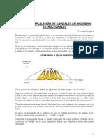 Calculo y Aplicacion de Caudales-Incendios Estructurales